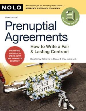 Prenuptial Agreements af Shae Irving