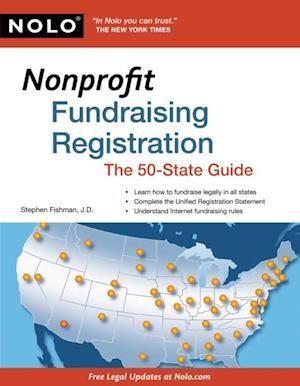 Nonprofit Fundraising Registration af Stephen Fishman