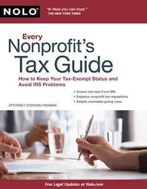 Every Nonprofit's Tax Guide af Stephen Fishman