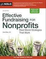 Effective Fundraising for Nonprofits (EFFECTIVE FUNDRAISING FOR NONPROFITS)