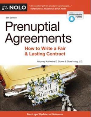 Prenuptial Agreements af Katherine Stoner, Shae Irving
