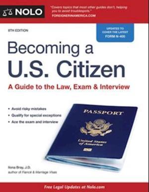 Becoming a U.S. Citizen af Ilona Bray