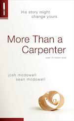More Than a Carpenter af Josh McDowell, Sean McDowell