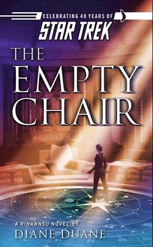 Star Trek: The Original Series: Rihannsu: The Empty Chair af Diane Duane