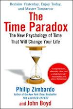 The Time Paradox af Philip Zimbardo, John Boyd