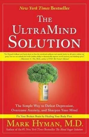 The UltraMind Solution af Mark Hyman