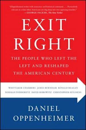 Exit Right af Daniel Oppenheimer