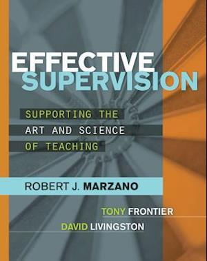 Effective Supervision af Robert J. Marzano, David Livingston, Tony Frontier