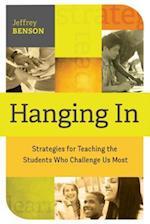 Hanging in af Jeffrey Benson