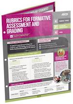 Rubrics for Formative Assessment and Grading (Quick Reference Guide 25-Pack)