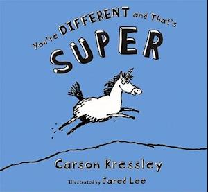 You're Different And That's Super af Carson Kressley