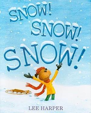 Bog, hardback Snow! Snow! Snow! af Harper Lee