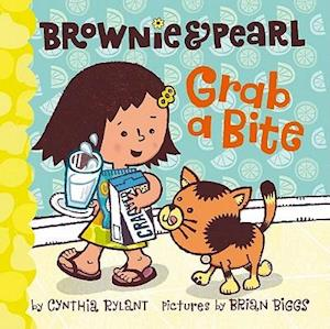 Brownie & Pearl Grab a Bite af Cynthia Rylant