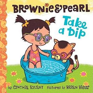 Brownie & Pearl Take a Dip af Cynthia Rylant