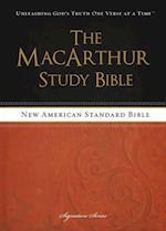 The NASB, the MacArthur Study Bible af John MacArthur
