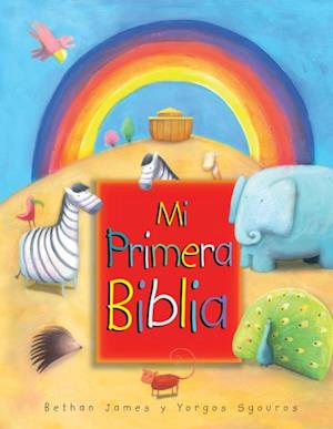 Mi primera Biblia af Bethan James