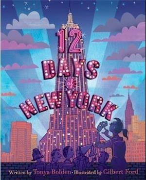 12 Days of New York af Tonya Bolden