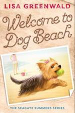 Welcome to Dog Beach af Lisa Greenwald
