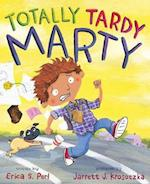 Totally Tardy Marty af Erica S. Perl