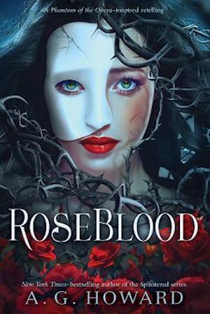 Bog, hardback Roseblood af A G Howard
