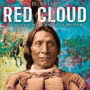 Bog, hardback Red Cloud af S. D. Nelson
