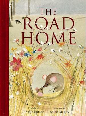 Bog, hardback The Road Home af Katie Cotton