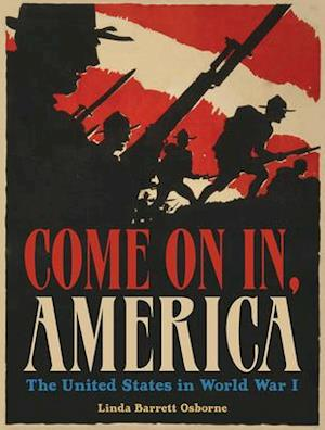 Bog, hardback Come on In, America af Linda Barrett Osborne