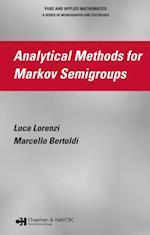 Analytical Methods for Markov Semigroups af Luca Lorenzi