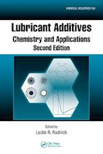 Lubricant Additives af Leslie R Rudnick, James G Speight
