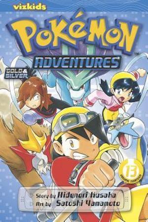 Pokemon Adventures af Hidenori Kusaka, Satoshi Yamamoto
