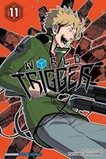 World Trigger (World Trigger, nr. 11)