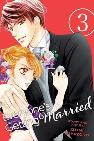 Bog, paperback Everyone's Getting Married, Vol. 3 af Izumi Miyazono