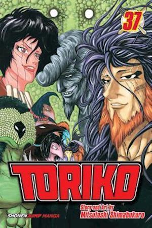 Bog, paperback Toriko af Mitsutoshi Shimabukuro