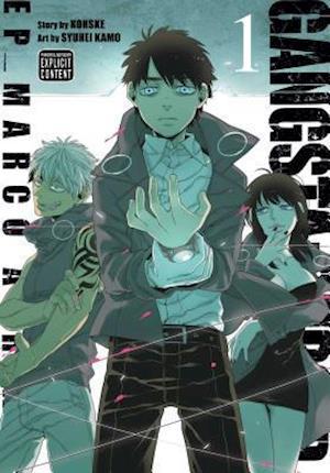 Bog, paperback Gangsta.: Cursed, Vol. 1 af Syuhei Kamo