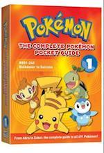 The Complete Pokemon Pocket Guide, Vol. 1 af Makoto Mizobuchi
