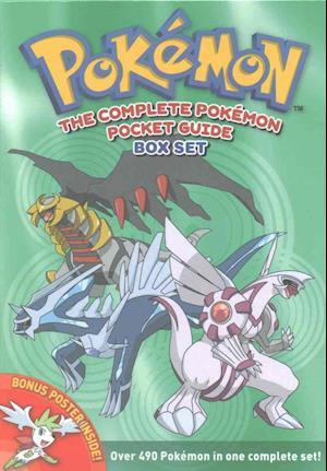 Bog, paperback The Complete Pokemon Pocket Guides Box Set af Makoto Mizobuchi