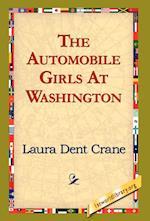 The Automobile Girls at Washington af Laura Dent Crane