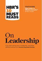 HBR's 10 Must-Reads On Leadership af Harvard Business Review Press, harvard Business Review