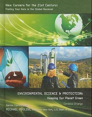 Environmental Science & Protection af Cordelia Strange