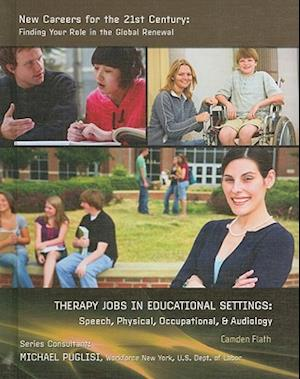 Therapy Jobs in Educational Settings af Cordelia Strange