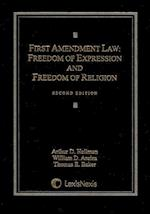 First Amendment Law af William D. Araiza, Arthur D. Hellman, Thomas E. Baker
