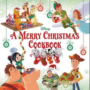 A Merry Christmas Cookbook af Disney Book Group