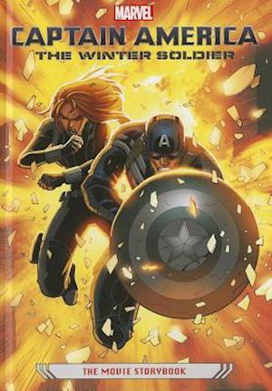 Captain America af Disney Book Group, Adam Davis