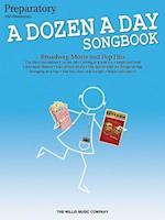 A Dozen a Day Songbook (A Dozen a Day)