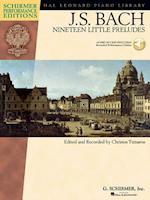 J. S. Bach (Schirmer Performance Editions: Hal Leonard Piano Library)