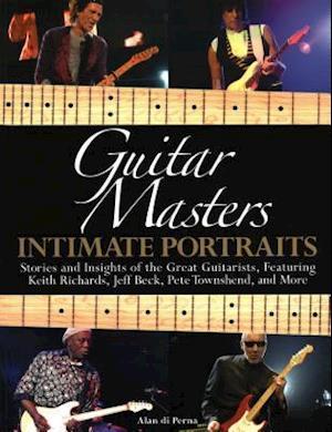 Guitar Masters af Alan Di Perna