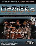 Rhythmic Designs af Gavin Harrison, Terry Branam
