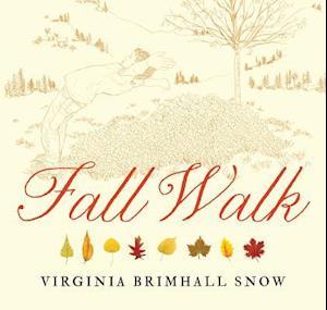 Fall Walk af Virginia Snow