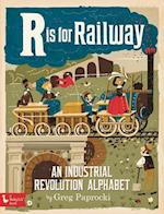R Is for Railway (Baby Lit)