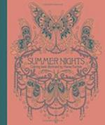Summer Nights Coloring Book